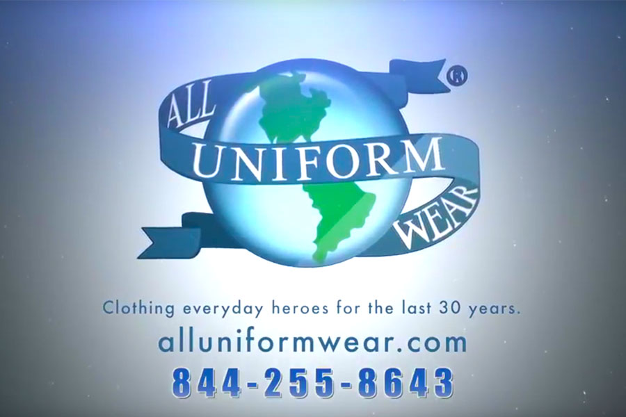All Uniform Wear TV Spot